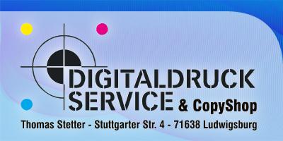 Digitaldruck Service Copyshop Ludwigsburg Lettershop
